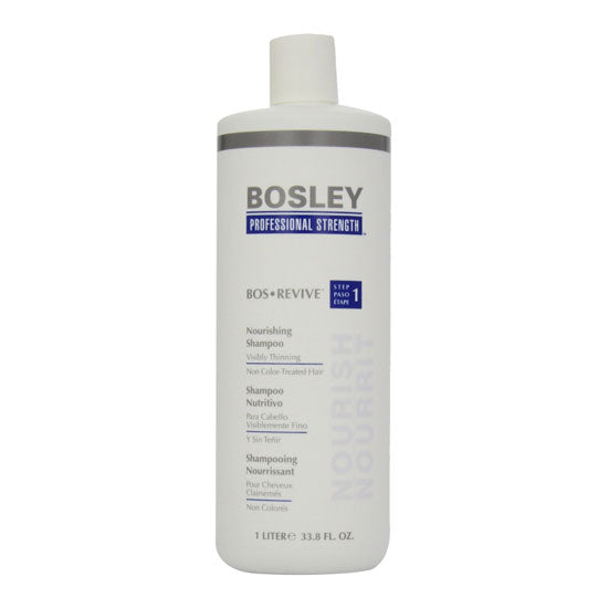 Bosley BOS Revive Nourishing Shampoo for Non-Color Treated Hair