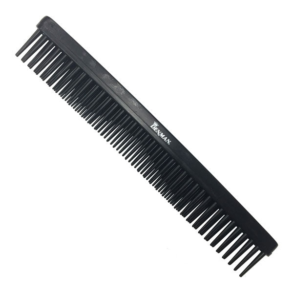 Denman D12 Tame and Tease 3-Row Styling Comb