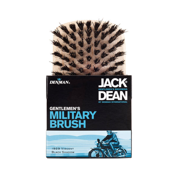Denman Jack Dean Gentleman's Military Brush