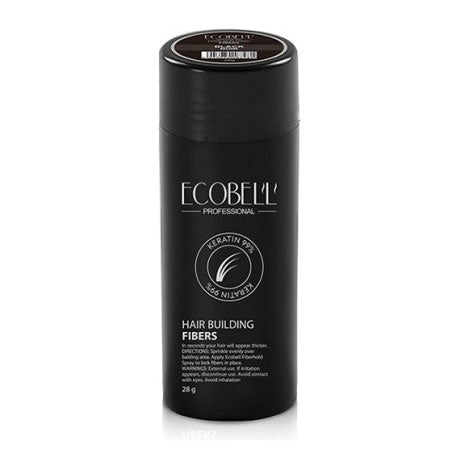Ecobell 99% Keratin Natural Hair Building Fibers 28g