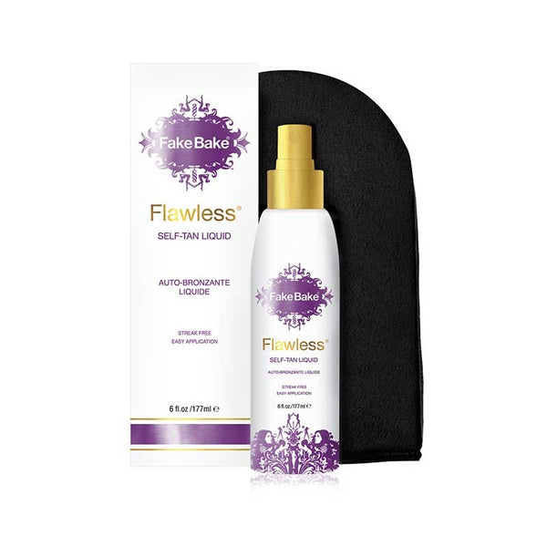 Fake Bake Flawless Self Tan Liquid 6oz
