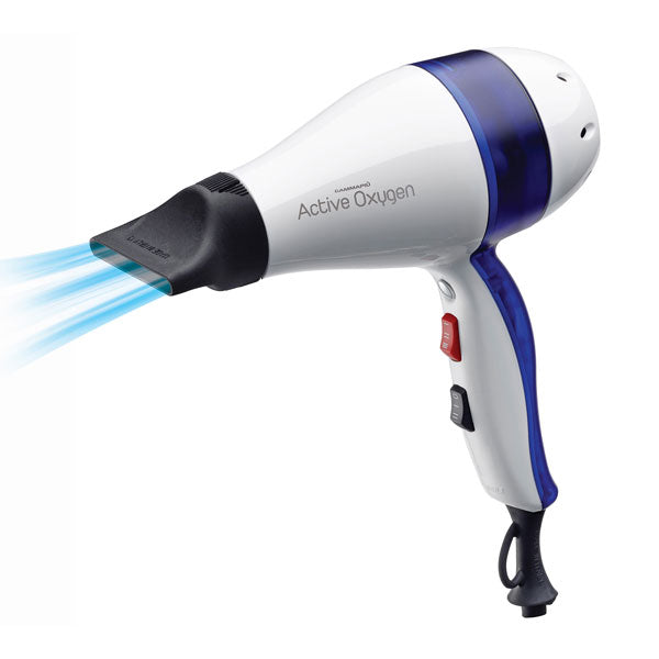 Gamma Piu Active Oxygen Nano-Silver Hair Dryer ACTIVEC