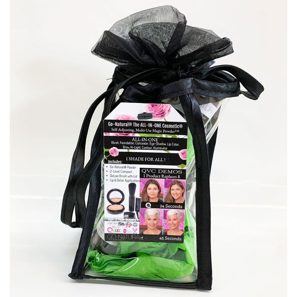 Go-Natural All In One Cosmetic Regular Size Kit