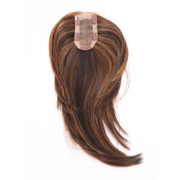 HairDo Top of Head Clip-in Crown Volumizer, R25 Ginger Blonde