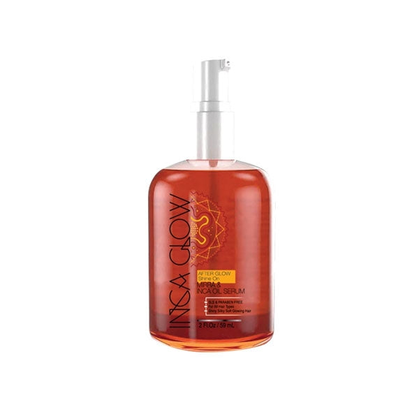 Inca Glow Afterglow Shine On Mirra & Inca Oil Serum 2oz