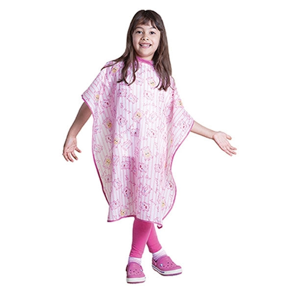 Le Pro Elements Kiddie Cape for Girl, #GIRLCAPEC