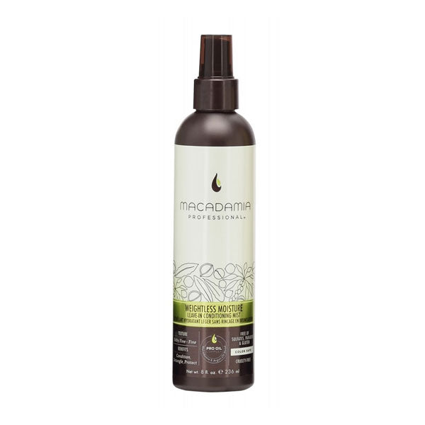 Macadamia Professional Weightless Repair Conditioning Mist 236ml