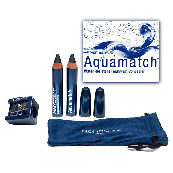 Nanogen Aquamatch Water Resistant Treatment Concealer 2x3.94g