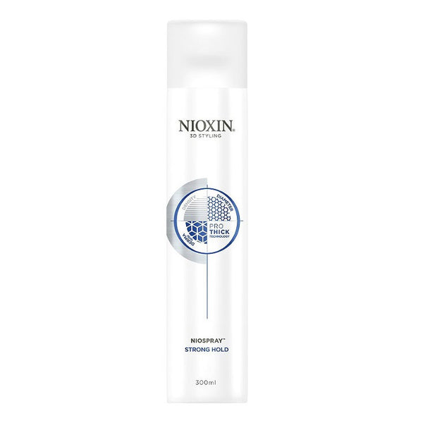 Nioxin 3D Styling Strong Hold Hairspray 300g