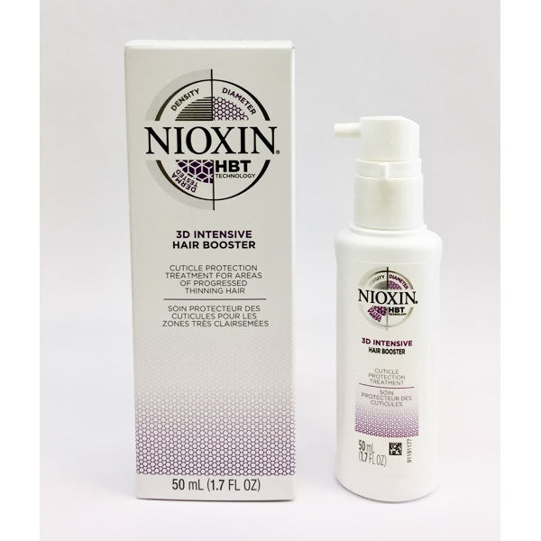 Nioxin 3D Intensive Hair Booster 50ml