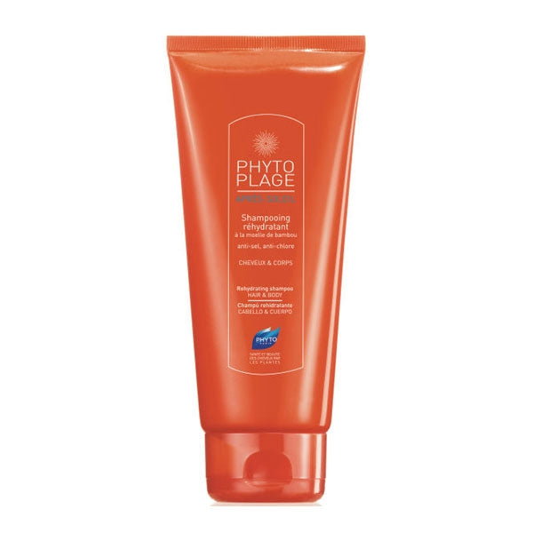 Phytoplage After Sun Rehydrating Shampoo 200ml