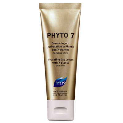 Phyto 7 Hydrating Day Cream for Dry Hair