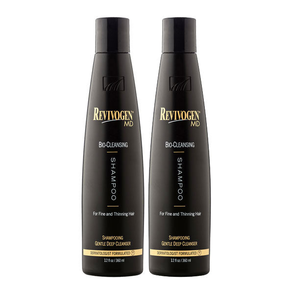 Revivogen MD Bio-Cleansing Shampoo Duo 2x12oz