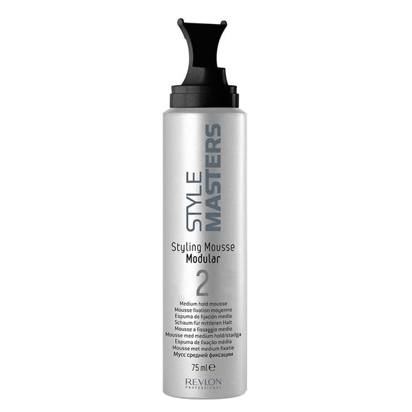 Revlon Style Masters Modular Medium Hold Styling Mousse