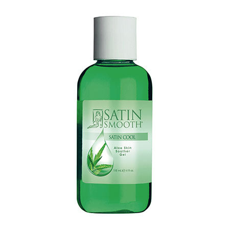Satin Smooth Aloe Vera Skin Soother Gel