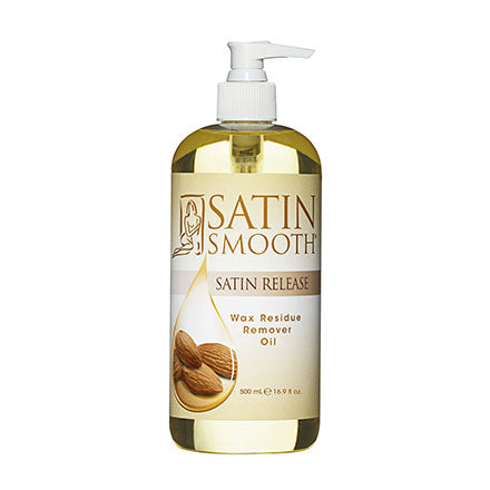 Satin Smooth Wax Residue Remover Oil