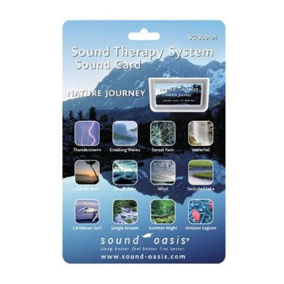 Sound Oasis Nature Journey Sound Card #SC-300-04