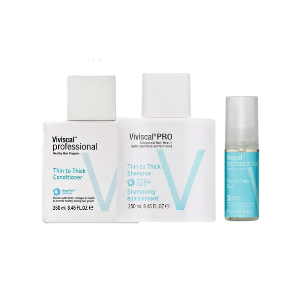 Viviscal Professional Thin to Thick Hair Car Kit
