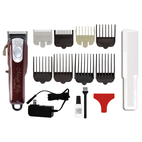 Wahl 5 Star Magic Clip Cordless Clipper #56390