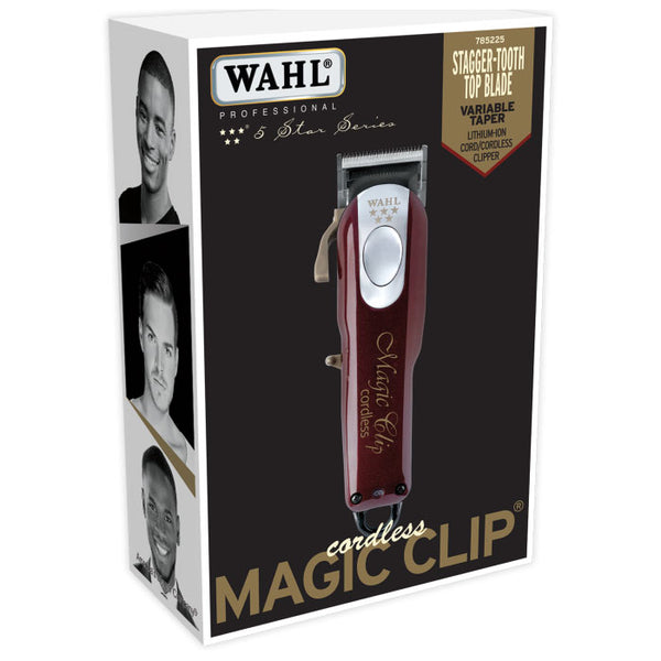 Wahl 5 Star Magic Clip Cordless Clipper