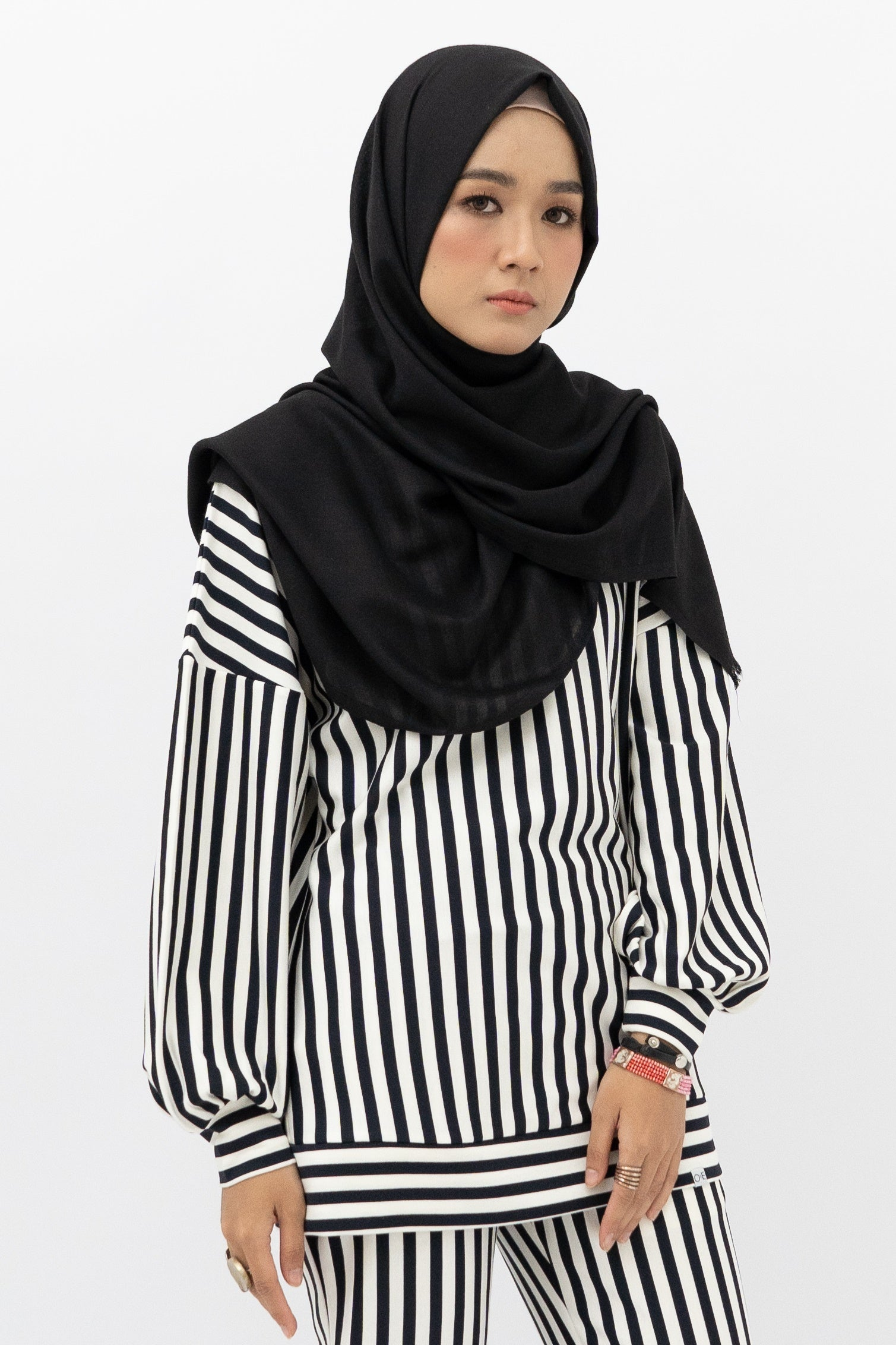 BEBAS O. in Victoria Stripe