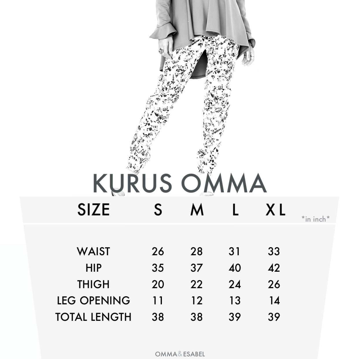 KURUS O. in WinterWhite (Limited Edition)