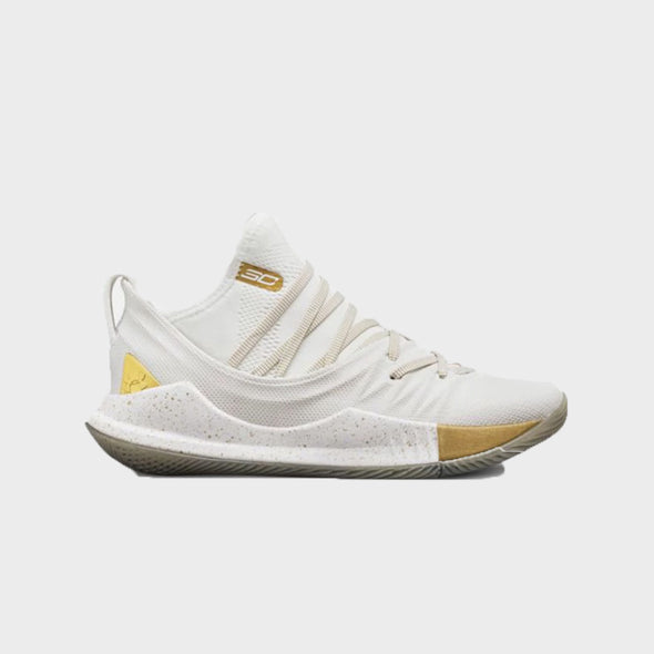 Curry 5 Gs 3020741-100 Footwear-White
