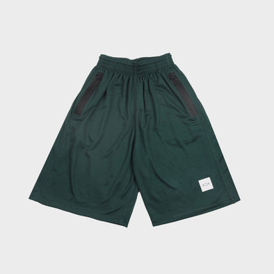 AZA ESSENTIAL SHORT - GREEN