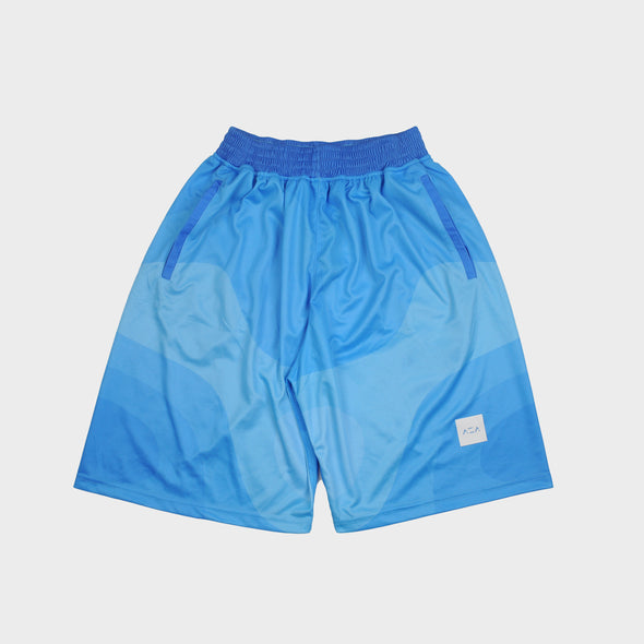 AZA ICON SHORT - BLUE