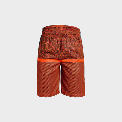 Baseline Short 1330630-882 Short-Black/Orange
