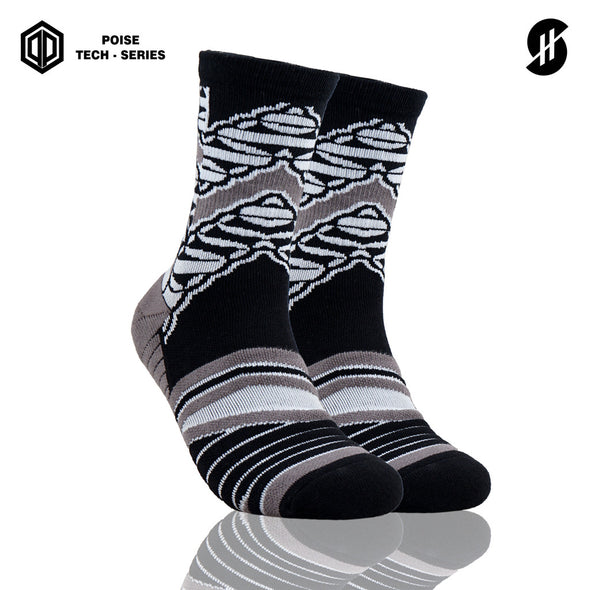 STAYHOOPS TYGRYS INDONESIA POISE TECH SERIES ALTERNATE SOCKS
