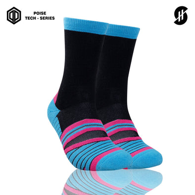 STAYHOOPS MORK POISE TECH SERIES NEON SOCKS