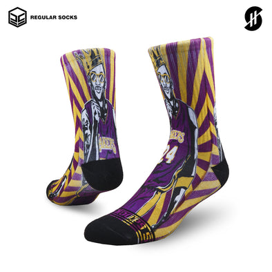 STAYHOOPS ARTMOB KOBE SOCKS