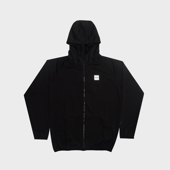 AZA Utility Tech Jacket - Black