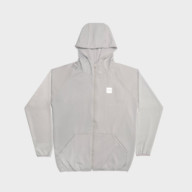 AZA UTILITY TECH JACKET - GREY