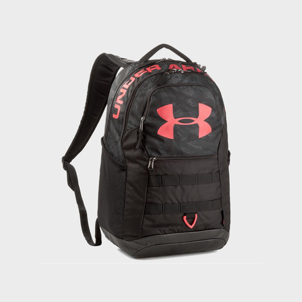 Ua Big Logo 5.0 1300296-009 Bag-Black/Red