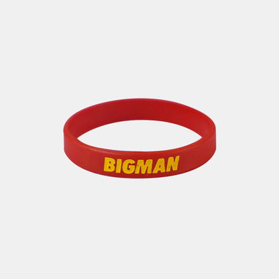 Big Man Baller ID - Red / Yellow