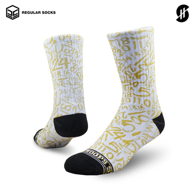 STAYHOOPS FOURTHIRTEEN SOCKS