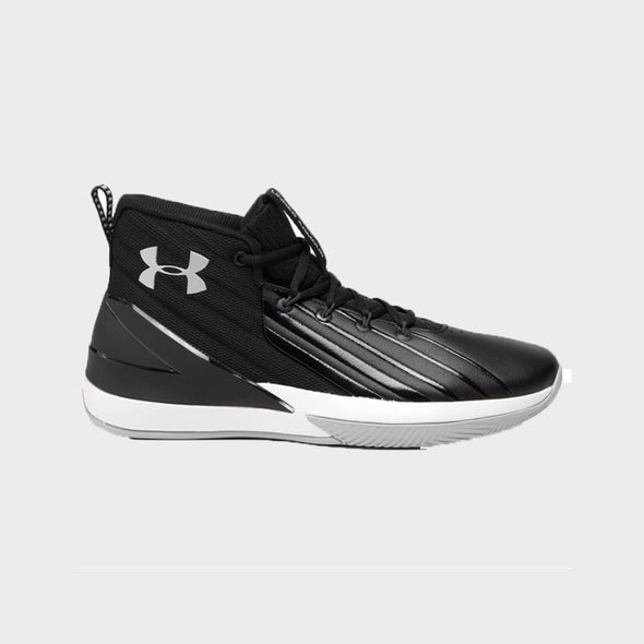 Basketball Footwear Ua Lockdown 3 3020622-003-Black
