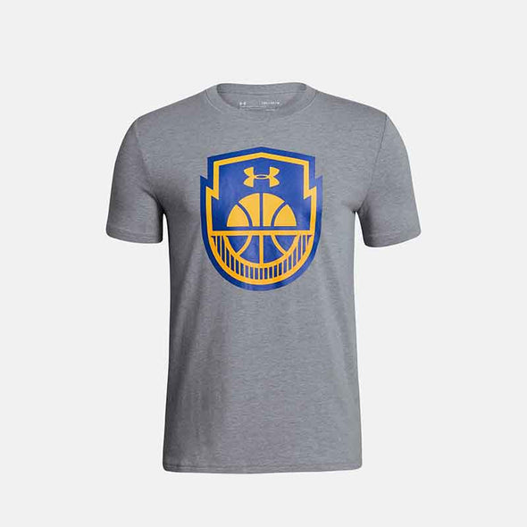 Basketball Icon Ss T 1305252-035 Tshirt-Grey