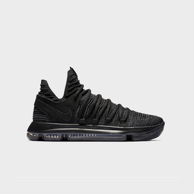 "Nike Zoom Kd10 ""Triple Black"" 897815-004-Black"