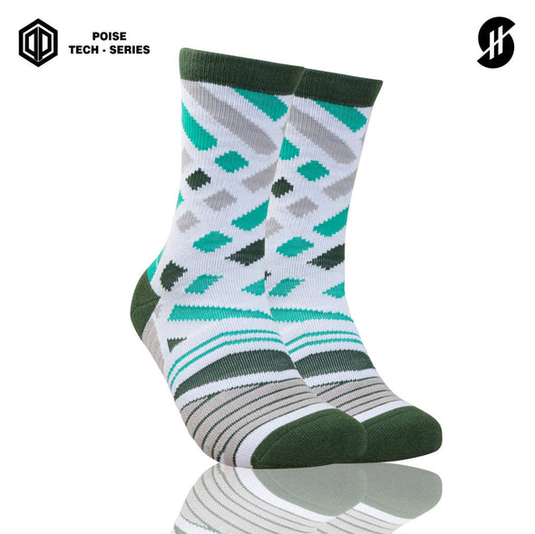 STAYHOOPS CALEA POISE TECH SERIES SOCKS