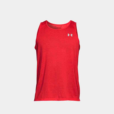 Threadborne Streaker Singlet 1271822-629 Tank-Red