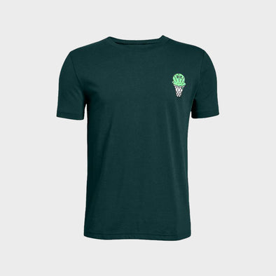 Summer Vibes Ss 1329686-367 T-Shirt-Green