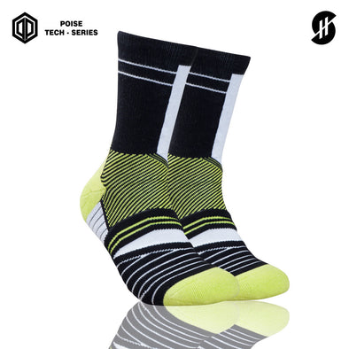 STAYHOOPS TWISTED POISE TECH SERIES LIGHT SOCKS