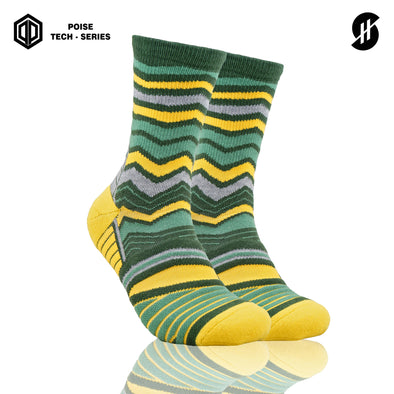 STAYHOOPS LUGWIG POISE TECH SERIES SOCKS