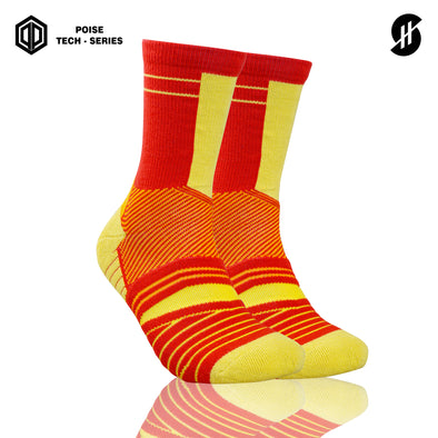STAYHOOPS TWISTED POISE TECH SERIES SOCKS