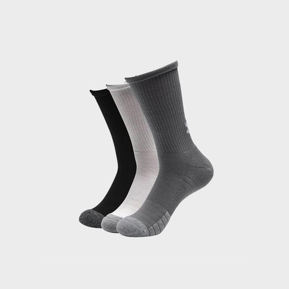 Under Armour Crew Socks Ua Heatgear Crew 1346751-035 Socks-Mix