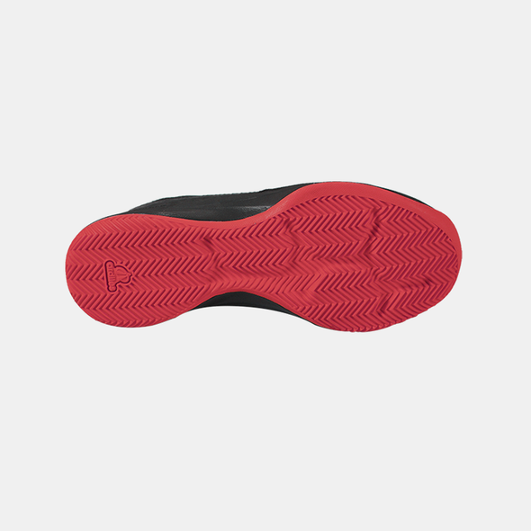 PRIDE II Footwear - Black / Red