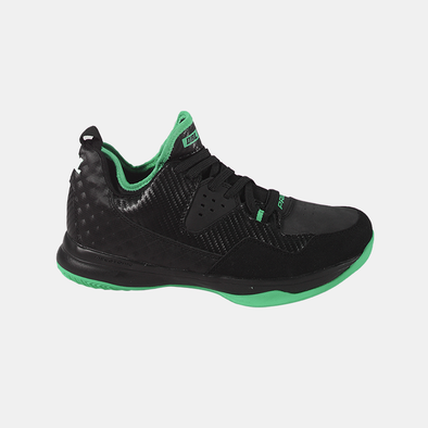 PRIDE II Footwear - Black / Green